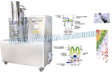 : Fluid Bed Equipment